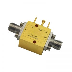 Ultra Wide Band Low Noise Amplifier From 1GHz to 11GHz With a Nominal 16dB Gain NF 2dB SMA Connectors
