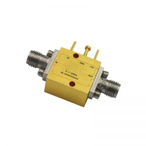 Ultra Wide Band Low Noise Amplifier From 1GHz to 12GHz With a Nominal 16dB Gain NF 2.5dB SMA Connectors