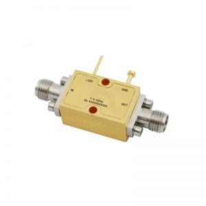 Ultra Wide Band Low Noise Amplifier From 8GHz to 16GHz With a Nominal 35dB Gain NF 1.5dB SMA Connectors