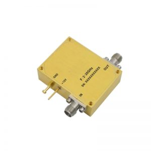 Ultra Wide Band Low Noise Amplifier From 2GHz to 20GHz With a Nominal 29dB Gain NF 3dB SMA Connectors