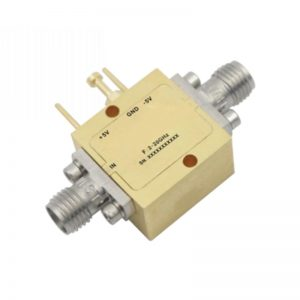Ultra Wide Band Low Noise Amplifier From 2GHz to 20GHz With a Nominal 14dB Gain NF 2.5dB SMA Connectors