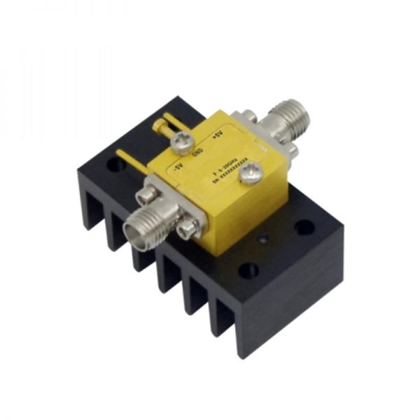 Ultra Wide Band Low Noise Amplifier From 5GHz to 20GHz With a Nominal 12dB Gain NF 2dB SMA Connectors