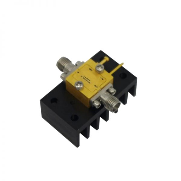 Ultra Wide Band Low Noise Amplifier From 6GHz to 20GHz With a Nominal 21dB Gain NF 2.5dB SMA Connectors