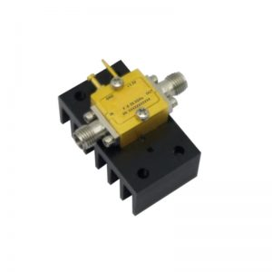 Ultra Wide Band Low Noise Amplifier From 6GHz to 26.5GHz With a Nominal 21dB Gain NF 2.5dB 2.92mm Connectors