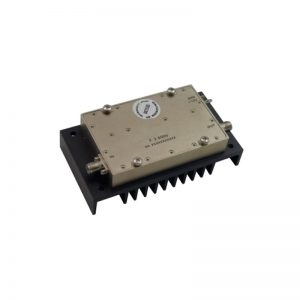 Ultra Wide Band Low Noise Amplifier From 2GHz to 6GHz With a Nominal 42dB Gain NF 2dB SMA Connectors