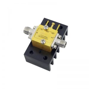 Ultra Wide Band Low Noise Amplifier From 14GHz to 27GHz With a Nominal 20dB Gain NF 2dB 2.92-Female Connectors