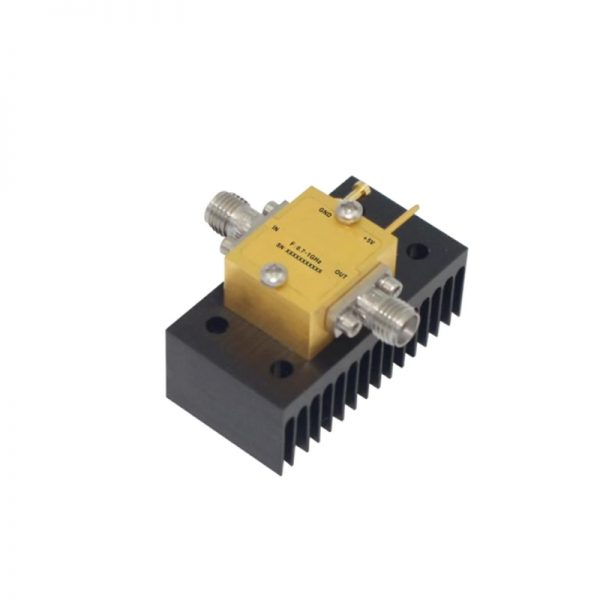 Ultra Wide Band Low Noise Amplifier From 0.7GHz to 1GHz With a Nominal 13.5dB Gain NF 0.7dB SMA Connectors
