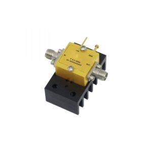 Ultra Wide Band Low Noise Amplifier From 0.2GHz to 4GHz With a Nominal 13dB Gain NF 2.3dB SMA Connectors