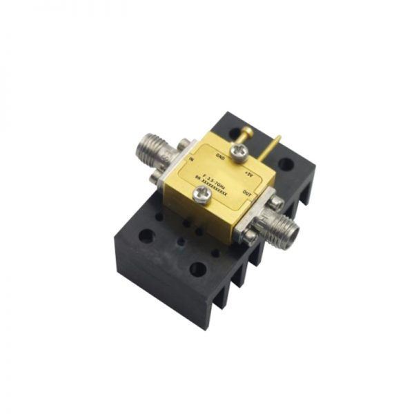 Ultra Wide Band Low Noise Amplifier From 3.5GHz to 7GHz With a Nominal 16.5dB Gain NF 2.5dB SMA Connectors