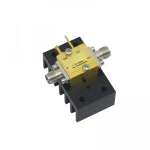 Ultra Wide Band Low Noise Amplifier From 35GHz to 45GHz With a Nominal 14dB Gain NF 3dB 2.92mm Connectors
