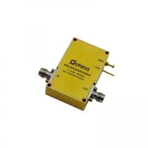 Ultra Wide Band Low Noise Amplifier From 0.05GHz to 46GHz With a Nominal 25dB Gain NF 3dB 2.4mm Connectors