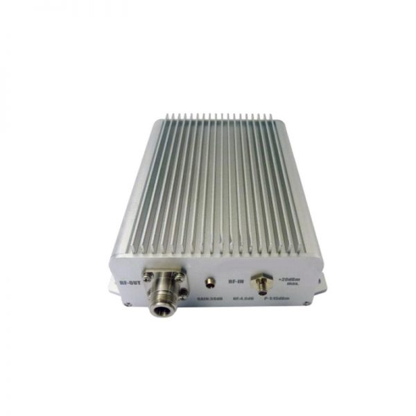 Ultra Wide Band Low Noise Amplifier From 1GHz to 18GHz With a Nominal 28dB Gain NF 3.5dB SMA Connectors
