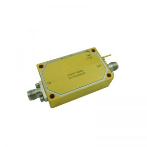 Ultra Wide Band Low Noise Amplifier From 0.01GHz to 3GHz With a Nominal 36dB Gain NF 2.5dB SMA Connectors