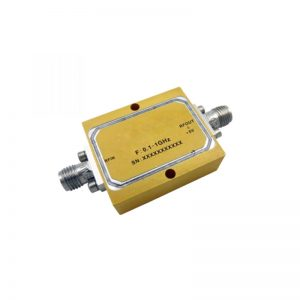 Ultra Wide Band Low Noise Amplifier From 0.1GHz to 1GHz With a Nominal 15dB Gain NF 2.5dB SMA Connectors
