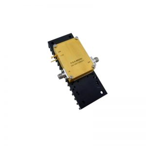 Ultra Wide Band Low Noise Amplifier From 0.5GHz to 40GHz With a Nominal 45dB Gain NF 4dB 2.92mm Connectors