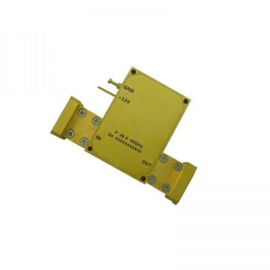 Ultra Wide Band Low Noise Amplifier From 26.5GHz to 40GHz With a Nominal 40dB Gain NF 4.5dB WR28 Connectors