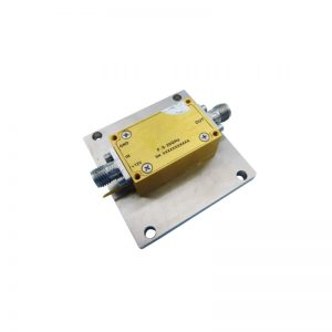 Ultra Wide Band Low Noise Amplifier From 6GHz to 20GHz With a Nominal 45dB Gain NF 2.5dB SMA-Female Connectors
