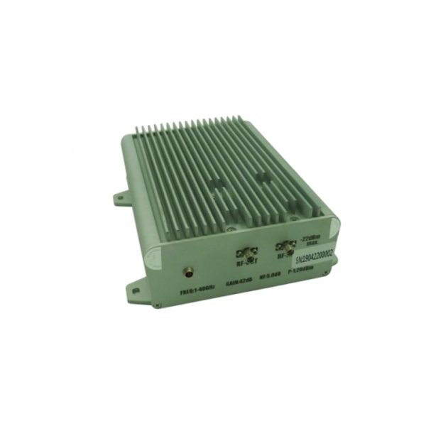 Ultra Wide Band Low Noise Amplifier From 1GHz to 40GHz With a Nominal 43dB Gain NF 5.5dB 2.92 Connectors