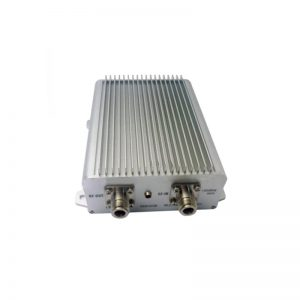 Ultra Wide Band Low Noise Amplifier From 0.03GHz to 3GHz With a Nominal 35dB Gain NF 2.5dB N-Female Connectors