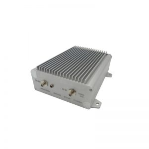 Ultra Wide Band Low Noise Amplifier From 0.1GHz to 18GHz With a Nominal 38dB Gain NF 2.5dB SMA Connectors