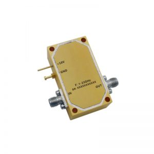Ultra Wide Band Low Noise Amplifier From 1GHz to 23GHz With a Nominal 16dB Gain NF 5dB SMA Connectors