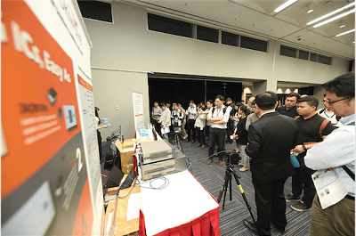 Anokiwave Held 5G mmWave Array Antenna Design Technology Seminar in Taiwan