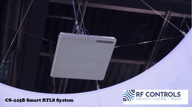 RFID Based Real-Time Location System Uses Steerable Array Antenna