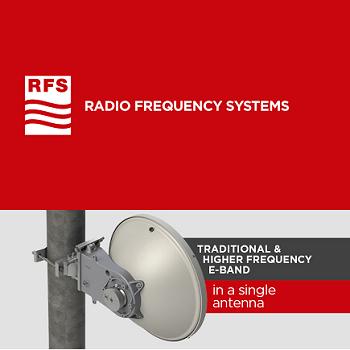 Innovative 5G Backual Antenna Provides High Capacity with Long Range Transmission