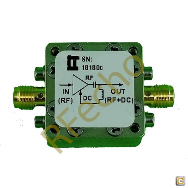 Integrated Low Noise Amplifier O303SM5