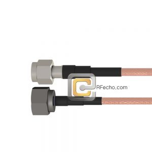 N Male to TNC Male RG-223 Coax and RoHS F064-291S0-411S0-110-N