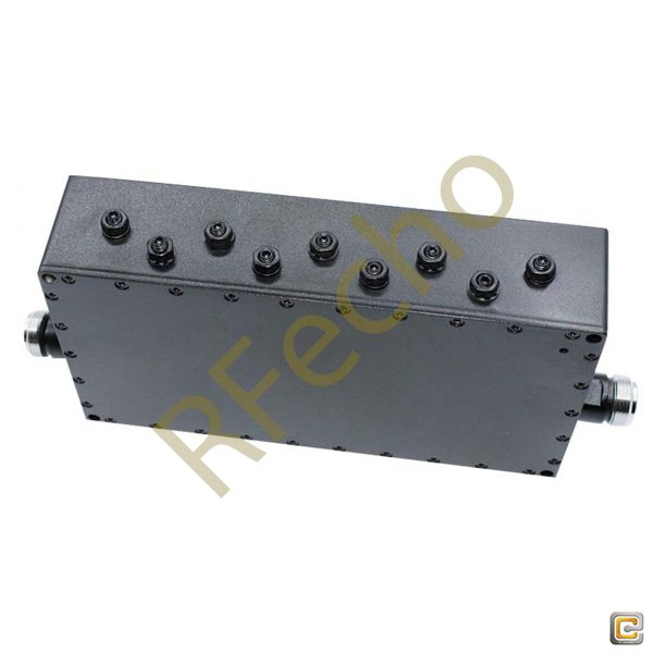Bandpass Filter From 0.400GHz To 0.403GHz With N-Female Connectors