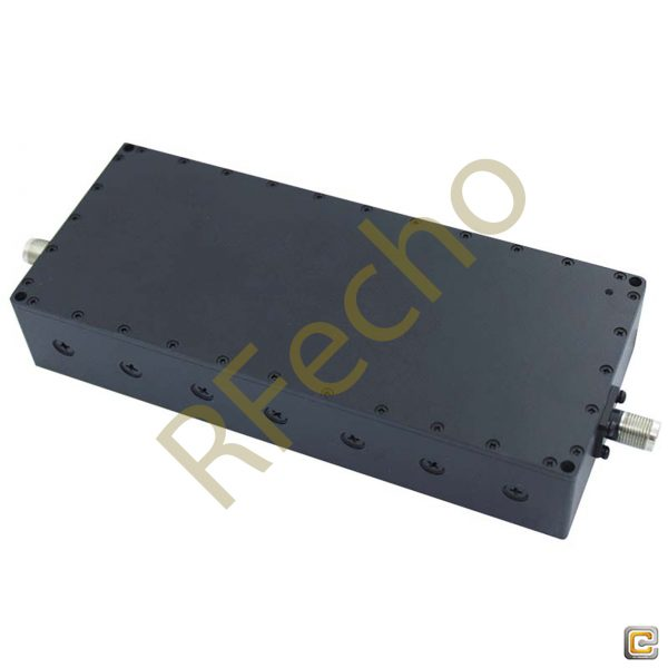 Bandpass Filter From 0.41GHz To 0.43GHz With TNC-Female Connectors