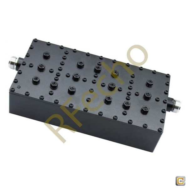 Bandpass Filter From 0.863GHz To 0.875GHz With SMA-Female Connectors