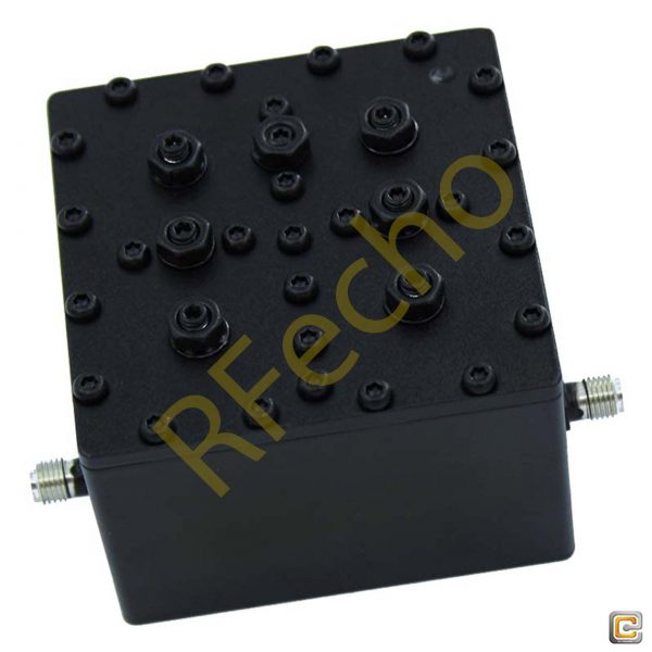 Bandpass Filter From 0.918GHz To 0.920GHz With SMA-Female Connectors