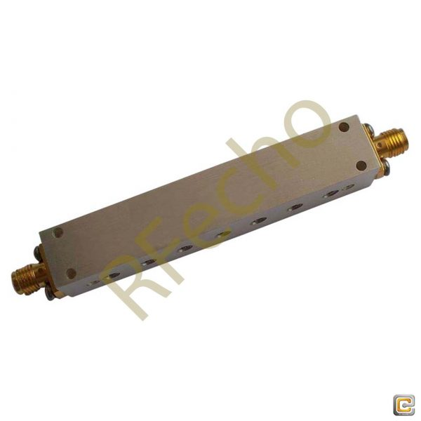 Bandpass Filter From 9.923GHz To 9.993GHz With SMA-Female Connectors
